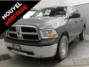 2012 Dodge Ram 1500 SXT CREW CAB 4X4 5.7L HEMI MAGS