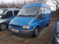 FORD TRANSIT FOR PARTS £350