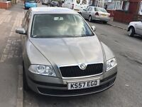 Nice and clean skoda octavia 2008 with Full service history