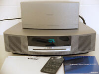 Bose Wave Music System with DAB Module. Excellent condition
