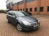 Vauxhall Astra estate diesel 2008 lady owner clean car px swap wel bargain