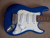 Guitar 3/4 electric