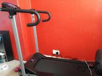 Brand New, used once, motorised treadmill