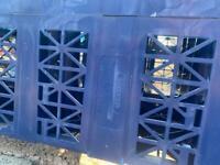 Wavin aqua cell soakaway crates