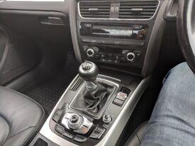 Audi A4 b8 Only 57k miles, MOT till 07/19