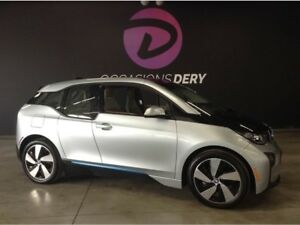 2014 BMW i3 GIGA avec fast charge 400V Canadienne