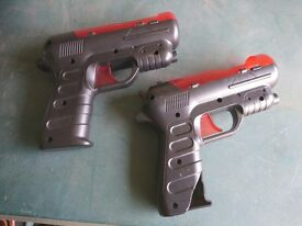 PS3 Motion controller Pistol Holders