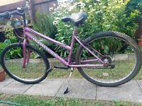 Lady's supertrack Impulse bike