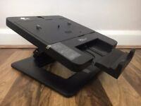 50% discount on this nearly new HP Dual Hinge II Notebook Stand in great condition