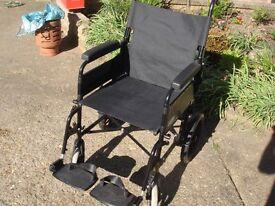 Wheel Chair Lomax