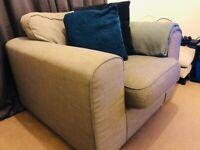 2 Arm Chair sofas - FREE