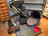 Quinny Buzz 3in1 pushchair