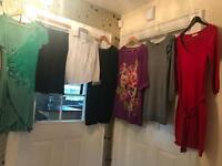 Ladies size 10 huge clothes bundle - monsoon Marks & Spencer next etc....💕