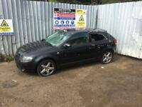 breaking for spares audi a3 1.9 tdi 2005