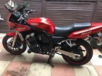 Yamaha fazer 600 2000 reg! Cracking looking 🏍