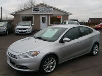 2013 Dodge Dart SXT AUTOMATIC ONLY 17,000 KMS