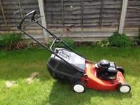 Champion Self propelled petrol Lawnmower £110.00