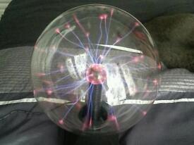 Plasma Ball Light, Brand New