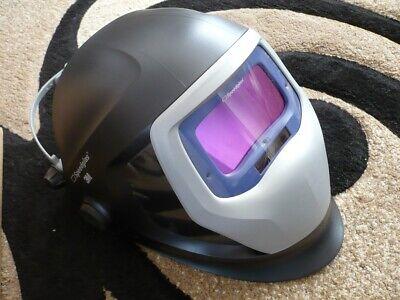 3m Speedglas 9100x Hasw Darkening Welding Helmet Ws-windows Hornell Speedglass