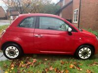 Fiat 500 Colour Therapy 1.2 Petrol, 12 Months MOT, stop/start.
