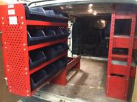 Ford Transit T280 Swb 'Auto Rack' rear racking system