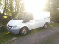 Ford Transit Dual Fuel 2003