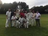 Winford old caths Cricket club
