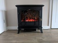 Excellent condition electric fireplace (standalone)