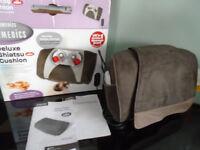 Homedics Deluxe Shiatsu Cushion with Remote Control
