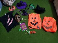 Halloween Dressup/ Accesories KIDS/ADULTS