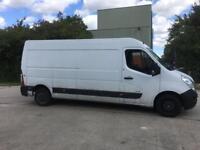 Vauxhall Movano CDTI125