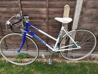 Vintage Ladies Emmelle 5 Speed Road Bike in Excellent Condition (Size M)