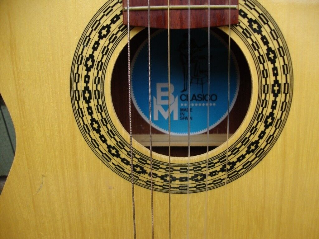 BM  Classico, 3/4,Nylon Strung,Acoustic Guitar  | in Hull, East Yorkshire |  Gumtree