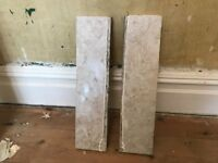 Marble Sidepieces