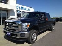 2015 Ford F-250 XLT + Locking Rear Axle