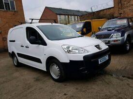 2012 Peugeot Partner 1.6 HDI Van - Private Plate - 12 Month MOT - 3 Month Warranty - No VAT