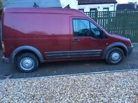 Ford Transit connect tdci 230 lx