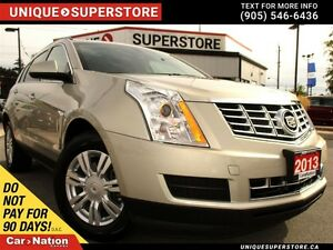 2013 Cadillac SRX Leather Collection| PANO ROOF| BACK UP SENSORS