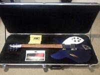 Rickenbacker 330 (Midnight Blue)