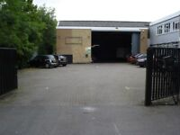 16,000 North London warehouse/ industrial unit to let 1 min Totteridge underground station
