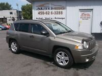 2007 Jeep Compass Sport/North 4X4 AUTOMATIQUE