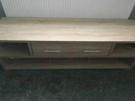 Tv unit and coffe table