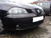 SEAT IBIZA SX 1.4 16V 2002-08 DRIVERS SIDE HEADLIGHT