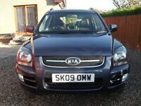 Kia Sportage 4x4 diesel Great for winter motoring