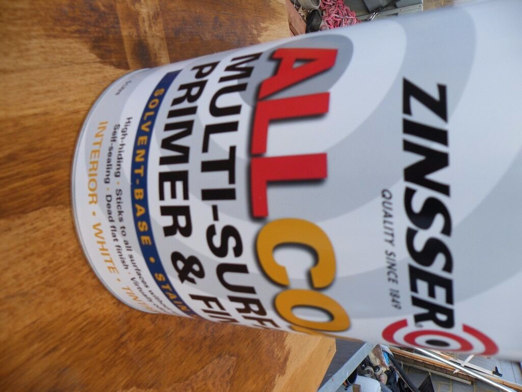 ZINSSER PAINT