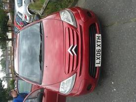 citreon c3 clean little car long mot ideal first car cheap tax insurance 800 ovno