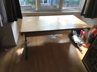 Large Desk - £20 - Tooting Bec - Collection
