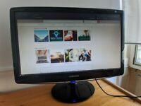 24 inch Full HD 1080p HDMI VGA Samsung monitor