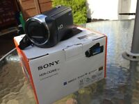 Sony HDR-CX240E HD Camcorder. Excellent Condition!!