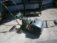 atco petrol cylinder mower in yeovil
